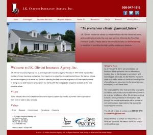 JK Olivieri Website