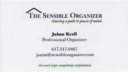 Sensible Organizer BC