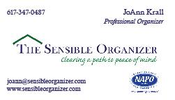 The Sensible Organizer BC Sd1